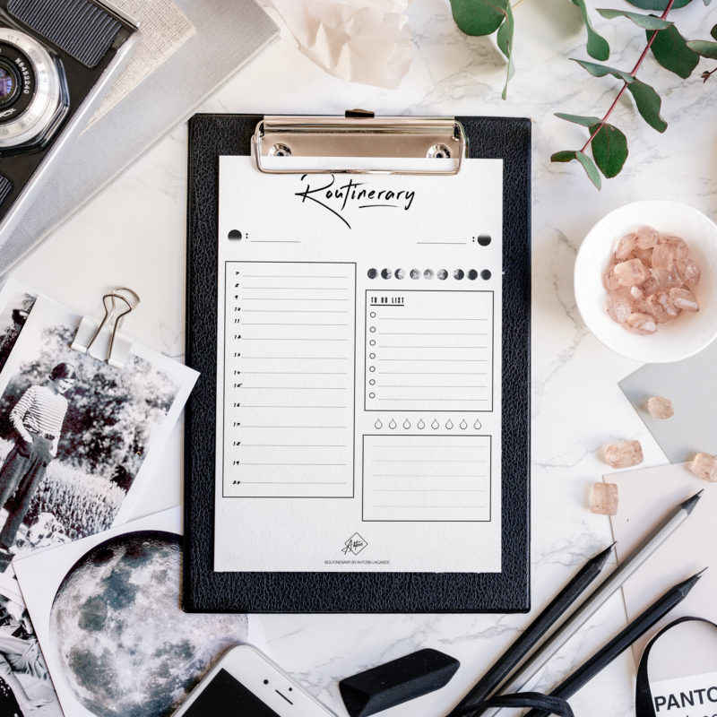 routinerary planner