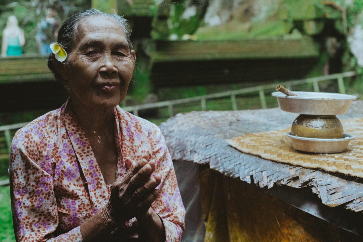 balinese lady bali