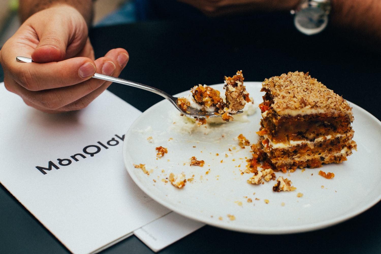 Monolok carrort Cake