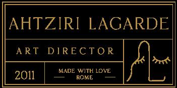 etiqueta de Ahtziri Lagarde