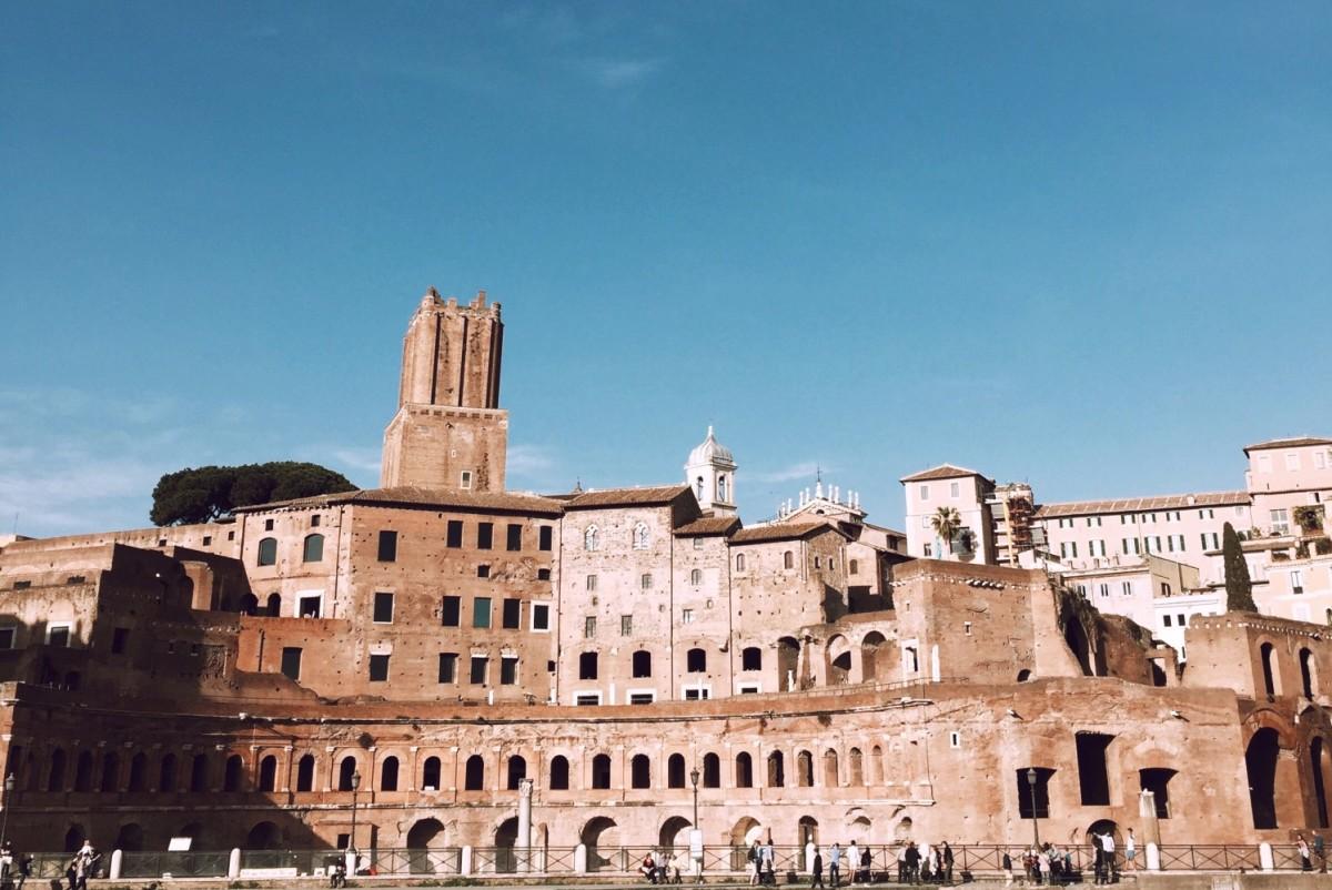 Fori Imperiali Rome
