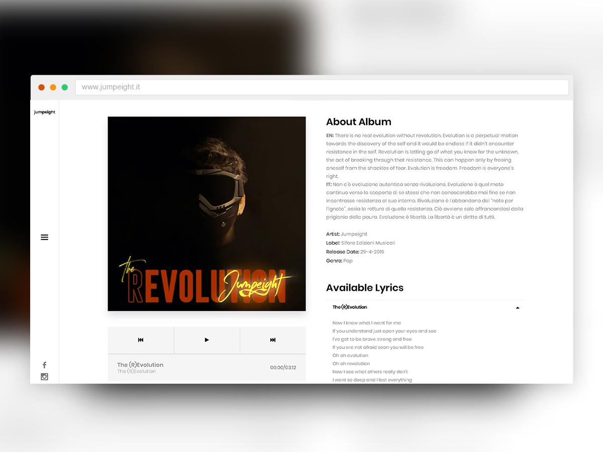 Jumpeight website