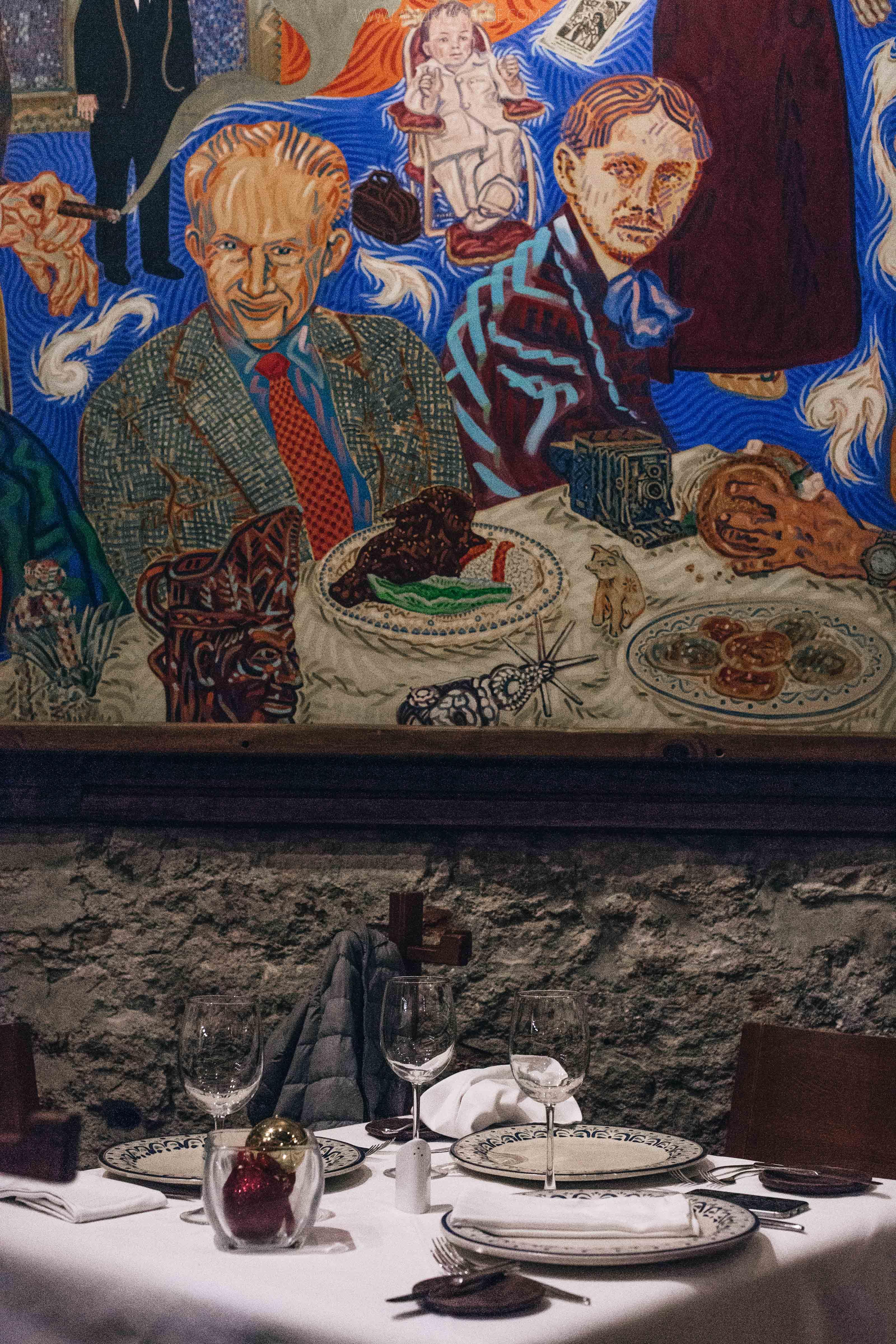 Puebla restaurant