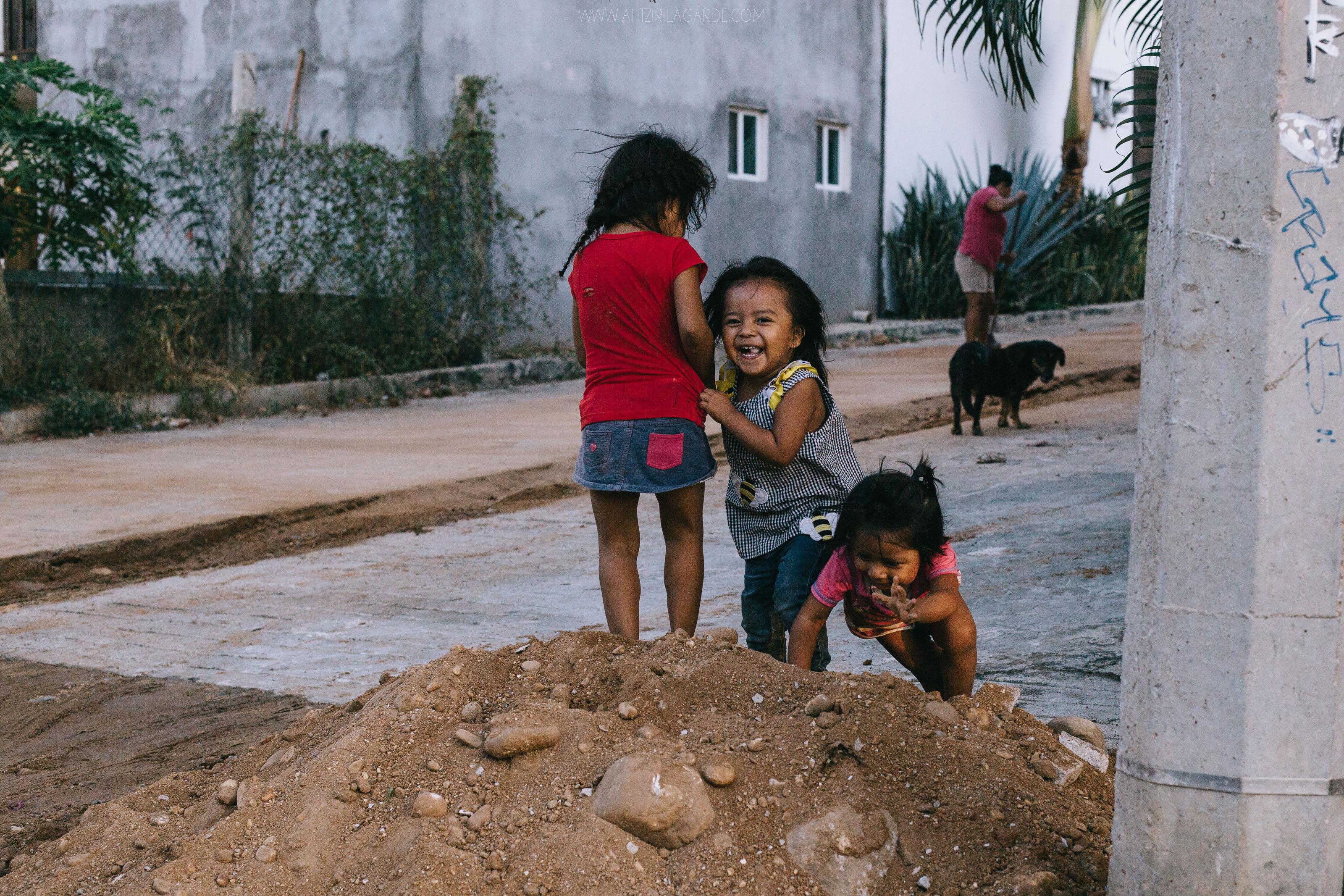 Oaxaca kids
