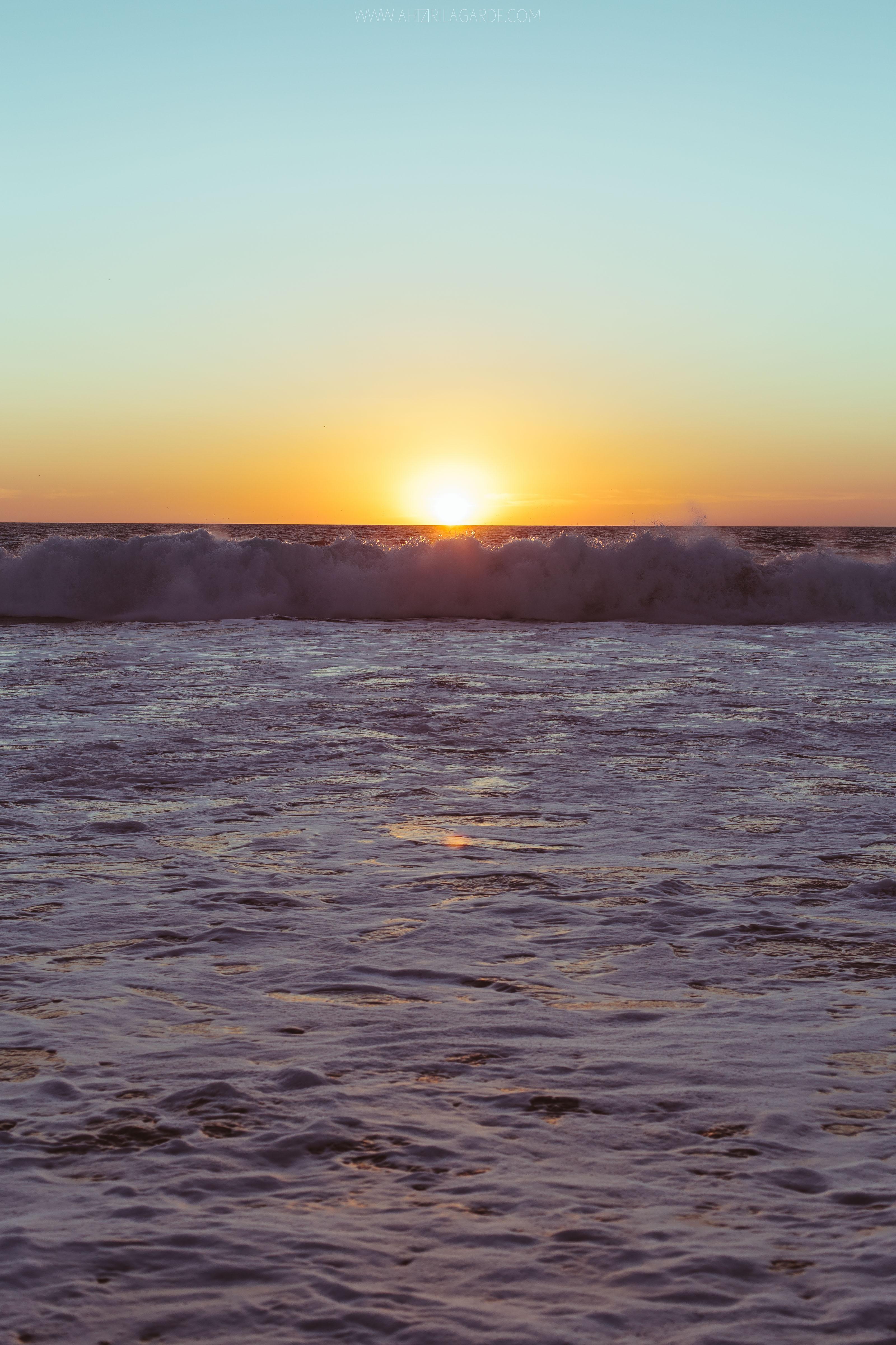 Puerto Escondido's Oaxaca sunset