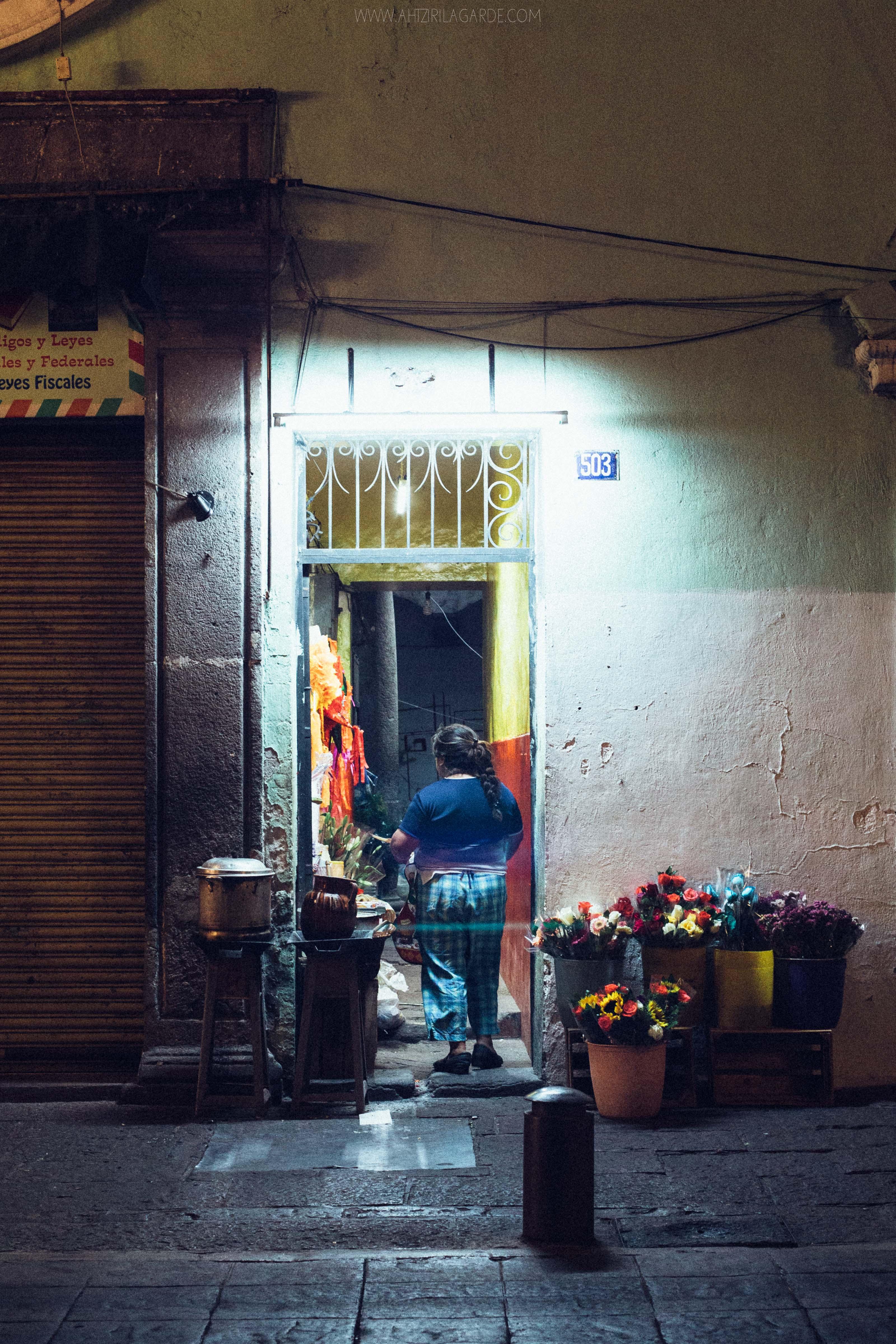 Puebla alley