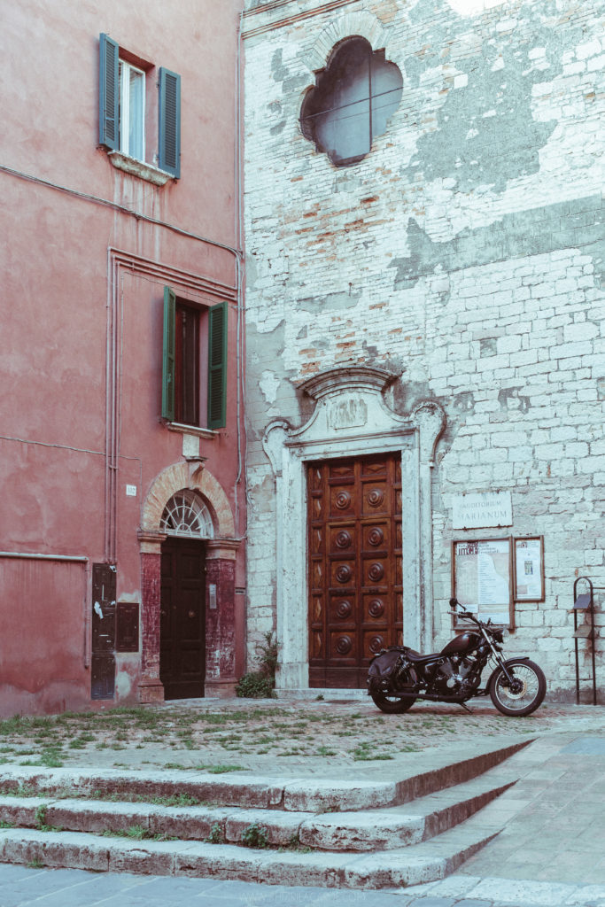 Perugia Alley