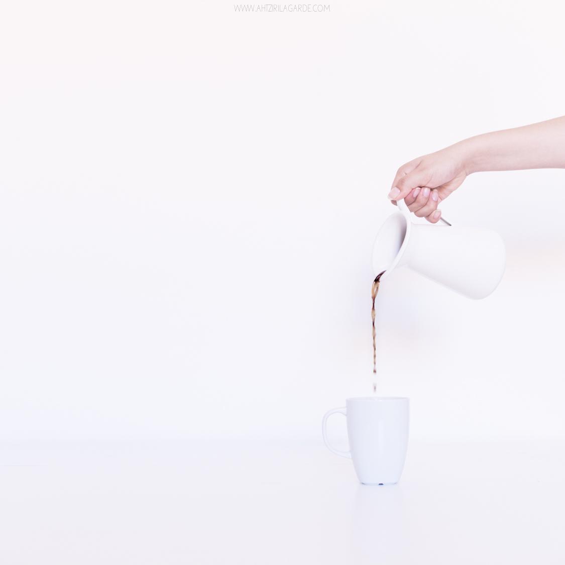 coffee minimal darkness